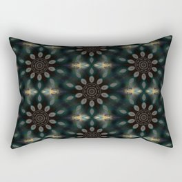 Highway For Souls : Dance Of The Dragonfly Rectangular Pillow