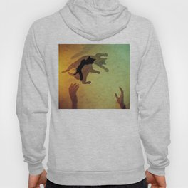 catch pussy game Hoody