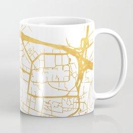 GLASGOW SCOTLAND CITY STREET MAP ART Coffee Mug