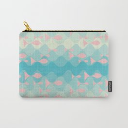 on the wave Carry-All Pouch
