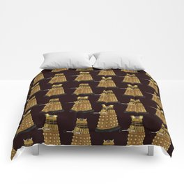 Dalek Army Comforters