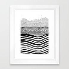 Pattern 22 Framed Art Print