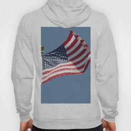 USA Flag Hoody