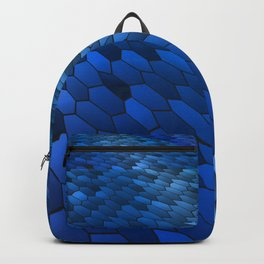 Near to floor ... Backpack