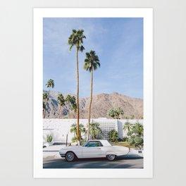 Palm Springs Mid Century Modern 2 Art Print