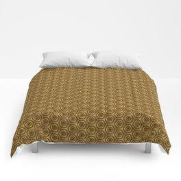 Honey Comb Comforters