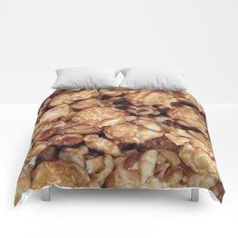 CARAMEL POPCORN Comforters