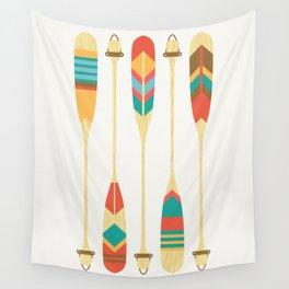 Summer Lake Wall Tapestry