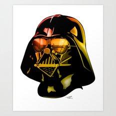 STAR WARS Darth Vader Art Print