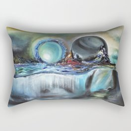 Mondo sommerso Rectangular Pillow