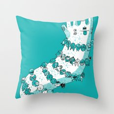Bracelets and trinkets Throw Pillow