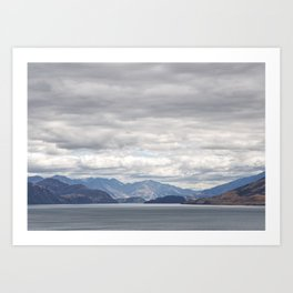 Lake Wanaka Art Print