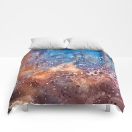 Acrylic Dream Trail Comforters