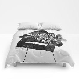 Leaving reality. Comforters