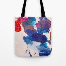 Painter's Palette Tote Bag
