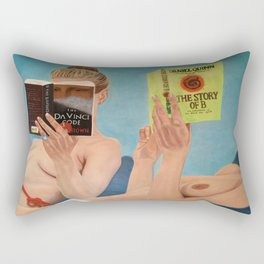 Two Best Sellers: Maria & Jñaneswari Rectangular Pillow