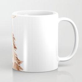 cute baby giraffe watercolor  Coffee Mug