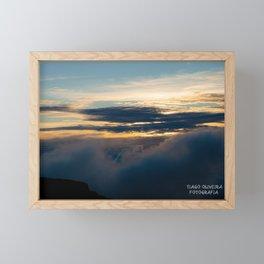 Amanhecer Framed Mini Art Print