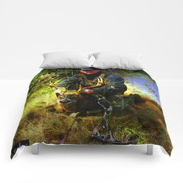 Morning Hunt Comforters