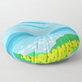 ISLAND Floor Pillow