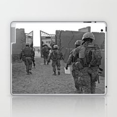 Oscar Mike (please read description for this pic) Laptop & iPad Skin