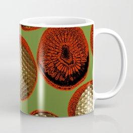 RED, GREEN & GOLD Coffee Mug