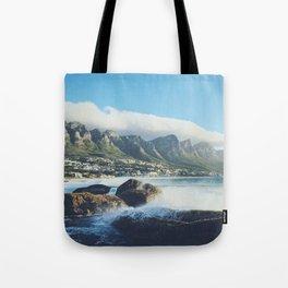 Hello Cape Town Tote Bag