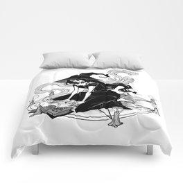 Inktober Witch Comforters
