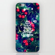 Xmas 4 iPhone & iPod Skin
