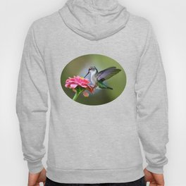 Tranquil Hummingbird Hoody