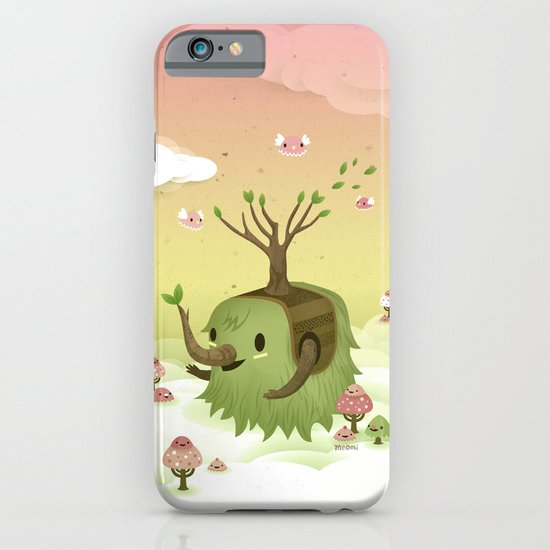 Mossiphants iPhone & iPod Case