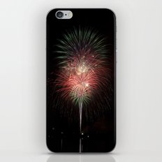Fireworks make you wanna... (2) iPhone & iPod Skin