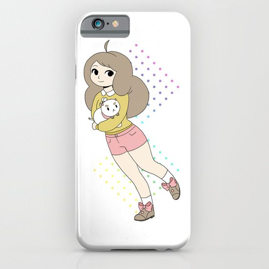 Bee & Puppycat iPhone & iPod Case