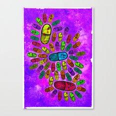 Bitter Pill Canvas Print