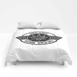 Organic Home Grower Comforters