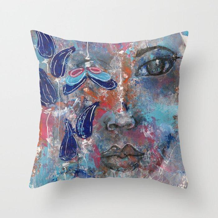 Come Through 2 Throw Pillow