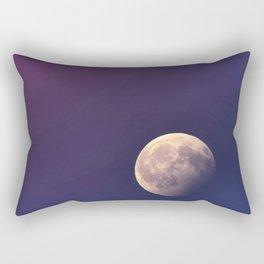 Nigh sky and moon Rectangular Pillow