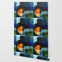 Half Moon Serenade Wallpaper