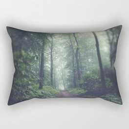 Forest Hike Rectangular Pillow