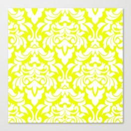 Lemon Fancy Canvas Print