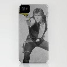 Han Nanner iPhone (4, 4s) Slim Case