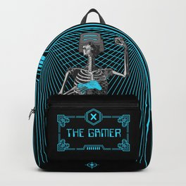 The Gamer X Tarot Card Backpack