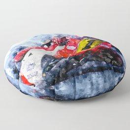 Wayne Rainey Floor Pillow