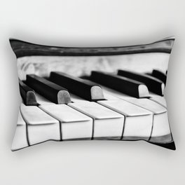Play For Me Rectangular Pillow