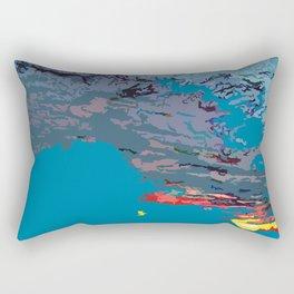 """""""Muse Hues"""" Rectangular Pillow"""
