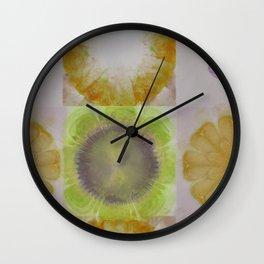 Musardry Feeling Flower  ID:16165-131527-62230 Wall Clock