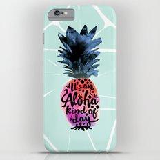 Pineapple Aloha Type Slim Case iPhone 6s Plus