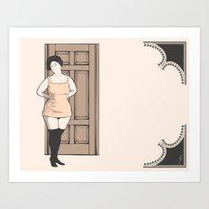 Lenora Art Print