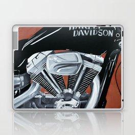 Harley Rider Laptop & iPad Skin