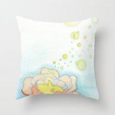 Allergy Throw Pillow